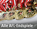 AFL-Medaillen