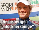 Radsportler Gerrit Glomser (AUT), Archivbild aus dem Jahr 2008