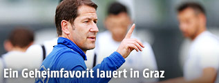 Sturm-Coach Franco Foda