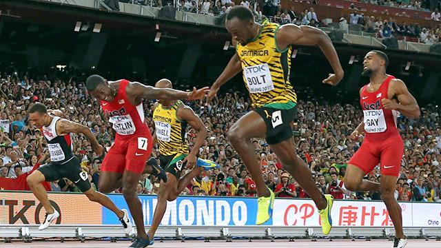 Live M Damen Finale Leichtathletik Wm 6 August Eurosport