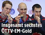 ÖTTV-Spieler mit Goldmedaillen