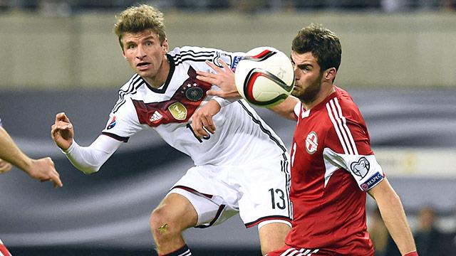 Deutschland Georgien Em Qualifikation Im Free Tv Bei Rtl Und Live