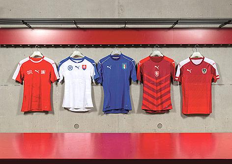 Hightech Wäsche Für Die Euro Starter Sportorfat