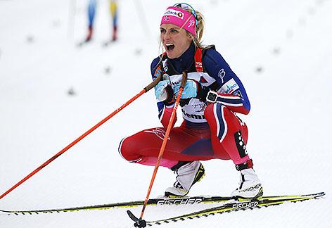 Therese Johaug (Norwegen)