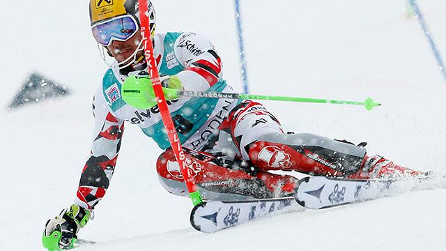 Slalom Herren
