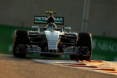 Nico Rosberg (Mercedes GP)