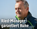 Manager Stefan Reiter (Ried)