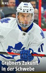 Michael Grabner (Toronto Maple Leafs)