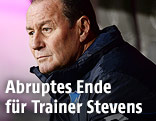 Trainer Huub Stevens