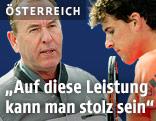 Günter Bresnik und Dominic Thiem