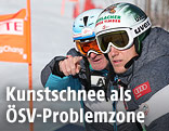 Andreas Puelacher und Otmar Striedinger