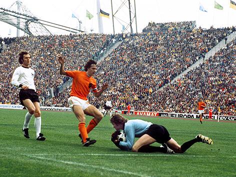 Fußball WM 1974 in Deutschland