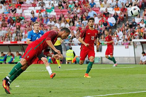 Ronaldo Kopfballtor