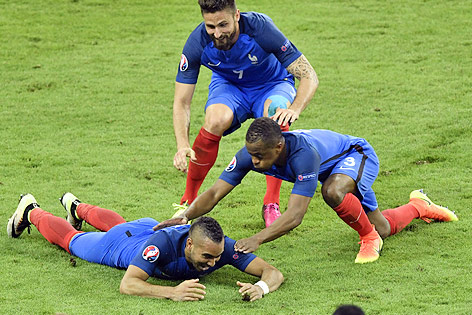 Gerrys Blog: Sport: UEFA Euro 2016 - UEFA Euro 2016