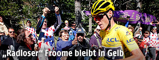 Chris Froome (GB)