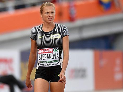 Yuliya Stepanowa