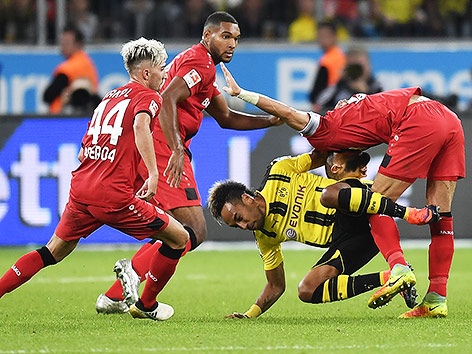 Ergebnis Bayern Dortmund