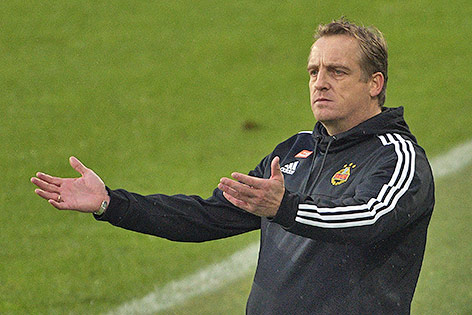 Rapid-Trainer Mike Büskens