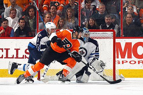 Michael Raffl (Philadelphia Flyers)