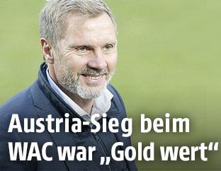 Austria Trainer Thorsten Fink