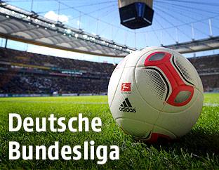 Spielball der Deutschen Bundesliga