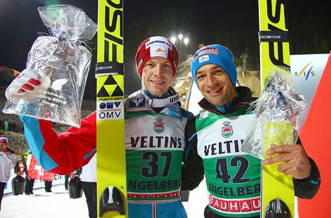 Michael Hayboeck und Andreas Kofler