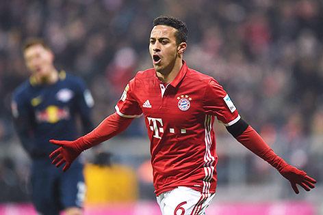 Thiago Alcantara (Bayern)