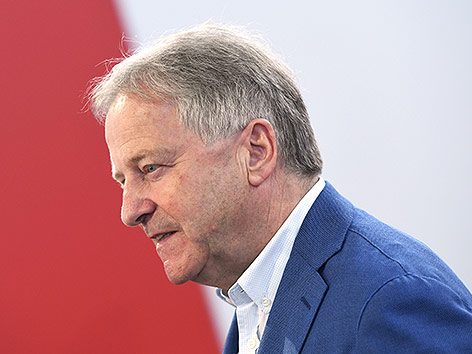 ÖFB-Präsident Leo Windtner