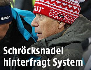ÖSV-Präsident Peter Schröcksnadel