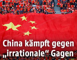 Chinesische Fans