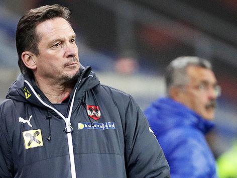 U21-Coach Werner Greogoritsch