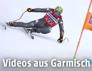Weltcupfahrer Dominik Paris