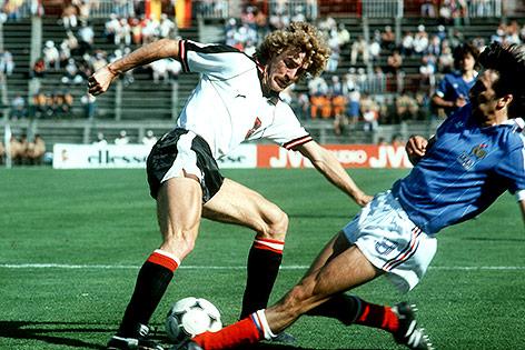 Walter Schachner, 1982