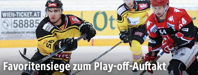 Favoritensiege Zum Play Off Auftakt Sport ORF At