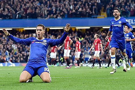 Kanté führt Chelsea zum Sieg gegen ManUtd
