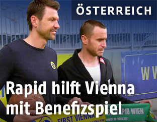 Markus Katzer und Steffen Hofman