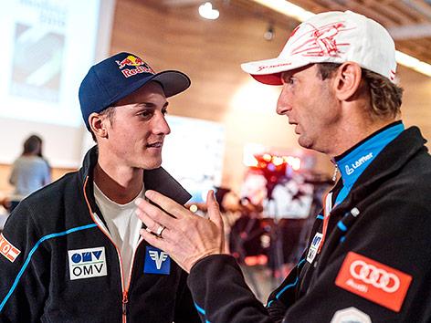 Stefan Kraft holt Gesamt-Weltcupsieg im Skispringen