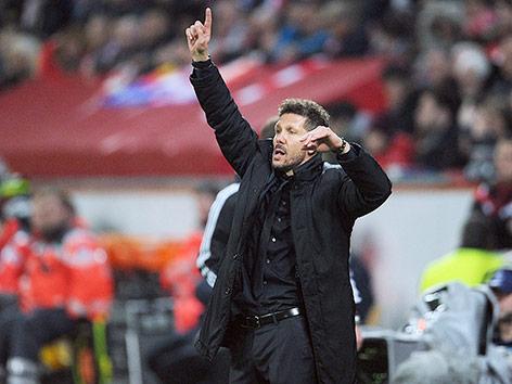 Trainer Simeone