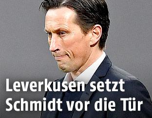 Ex-Leverkusen-Trainer Roger Schmidt