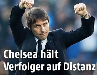 Trainer Conte