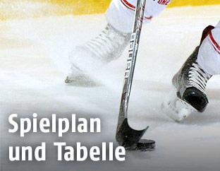 Eishockeyspielerin
