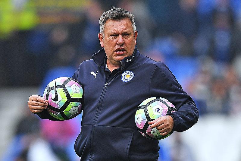 Leicester-Coach Craig Shakespeare