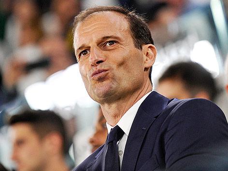 Juventus-Trainer Massimiliano Allegri