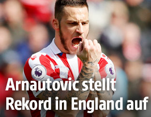 Marko Arnautovic (Stoke City)