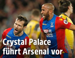 Jubel bei Crystal Palace