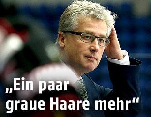 Coach Roger Bader