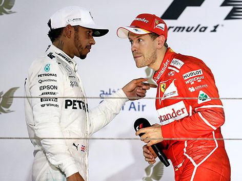 Formel 1: Vettel holt Pole Position in Russland vor Räikkönen