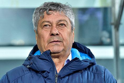 Trainer Mircea Lucescu