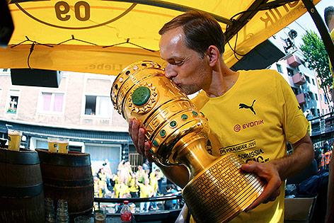 Bild-Zeitung: Borussia Dortmund trennt sich von Trainer Tuchel