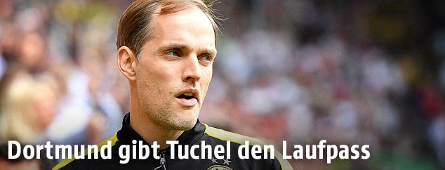 Trainer Thomas Tuchel (BVB)